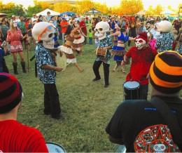 2012 Dia de los Muertos Festival PHX