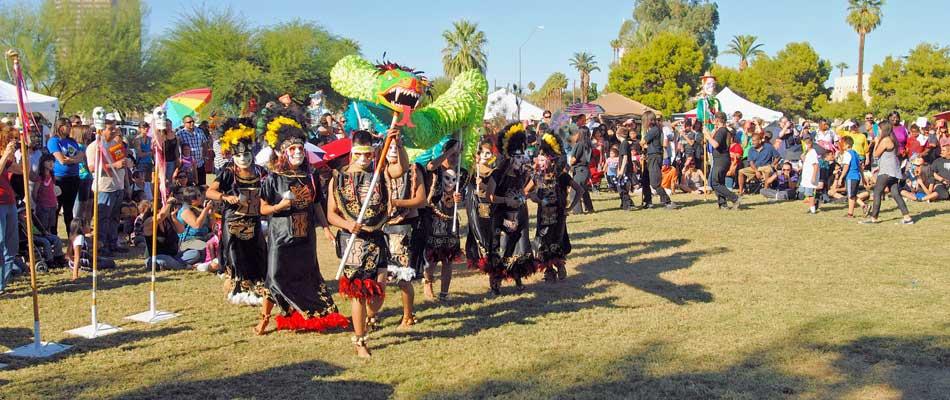 Flight of Quetzalcoatl