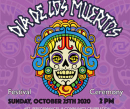 The 9th Annual Mikiztli~ Dia De Los Muertos Phx Festival Virtual Edition